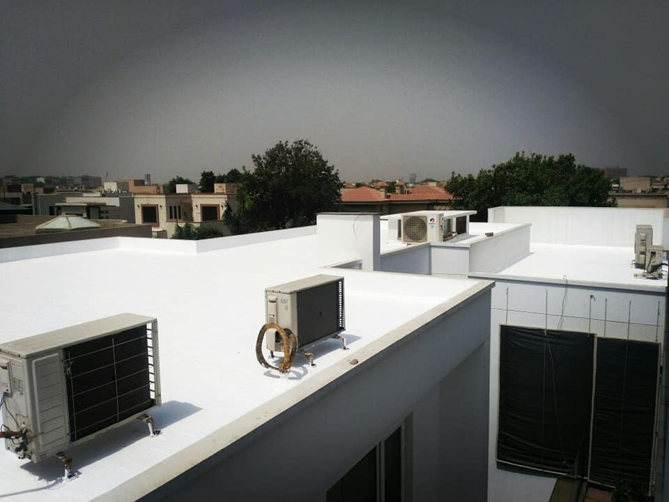 Roof Heat proofing services in lahore| Islamabd| Karachi