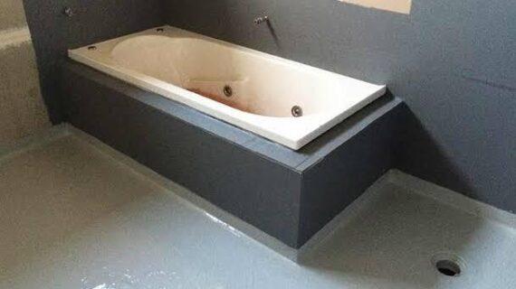 5 Best ways of waterproofing and  bathroom leakage  solution