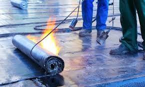 membrane sheet waterproofing
