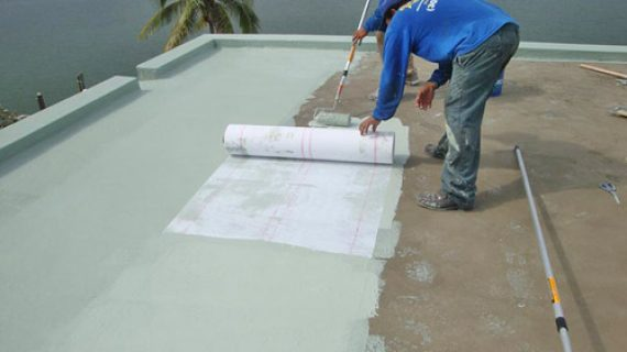 roof waterproofing treatment in lahore