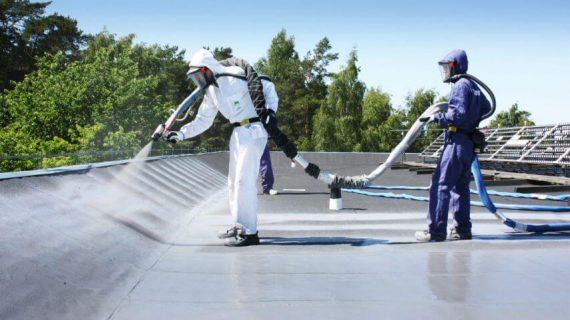 what is the procedure of Roof waterproofing