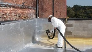 PU SPRAY INSULATION