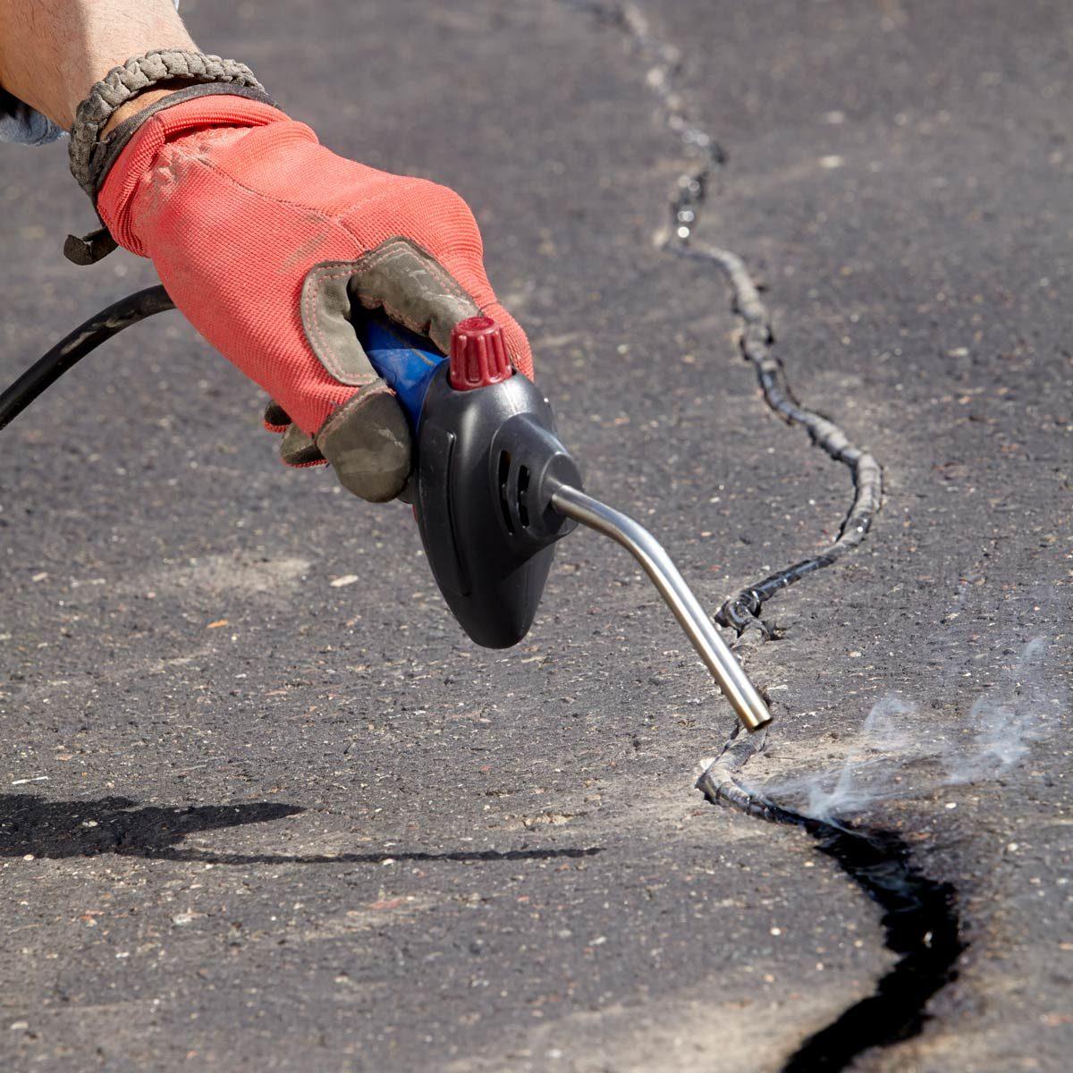 Crack Repairing
