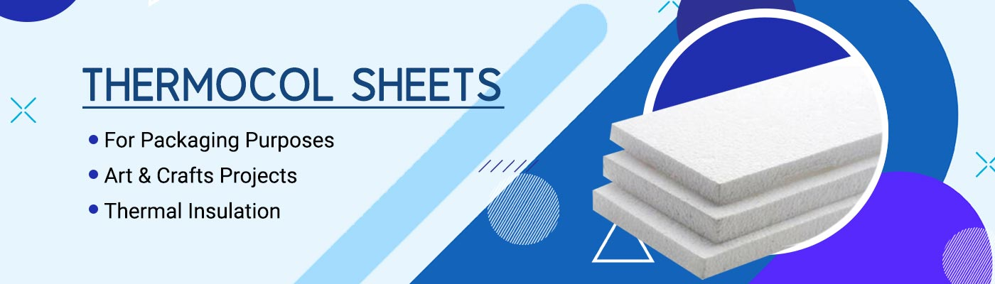 What is Thermocol Sheet and how it is use as a Thermal Insulation Material?