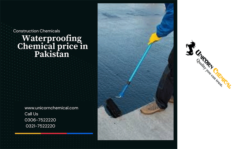INQUIRY ABOUT THE RIGHT WATERPROOFING CHEMICAL PRICE IN PAKISTAN