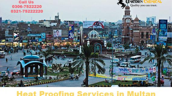 Heat Proofing Services in Multan